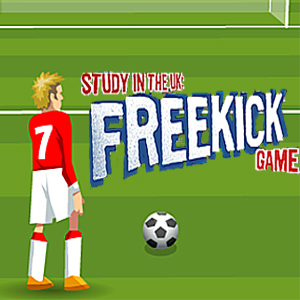 Study In The UK Freekick Game