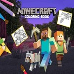Minecraft: Coloring Book