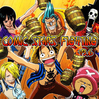 Tendencias de los juegos,Comic Stars Fighting V3.6 is a Fighting game. You can play Comic Stars Fighting V3.6 in your browser for free. Play the newly-released Comic Stars Fighting V3.6! The magic of iron-killing dragon, the tutor Kyoya, and Hunter  s odd teeth are newly added. There are also new levels. All characters are unlocked, but you need to unlock the shape-shifting characters. Come to join Comic Stars Fighting V3.6 with your friends!