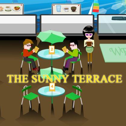 The Sunny Terrace