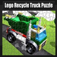 Lego: Recycle Truck Puzzle