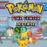 Pokemon: Poke Center Defense