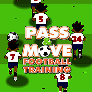 Pass & Move: Football Training