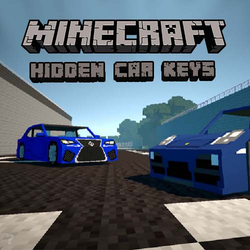 Minecraft: Hidden Car Keys