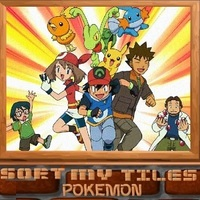 Sort My Tiles: Pokemon