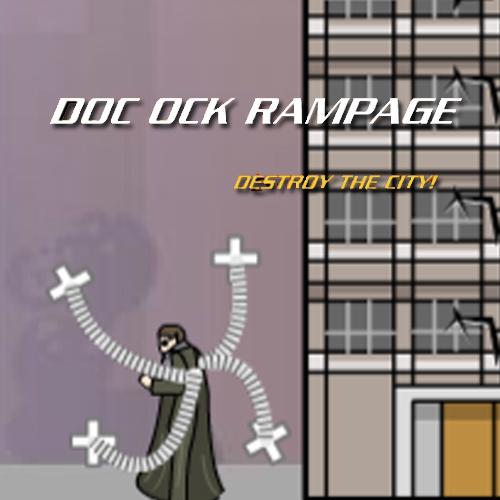 Dor Octopus Rampage: Destroy  The City