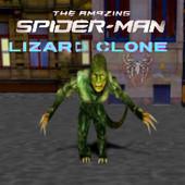 The Amazing Spiderman Lizard Clone