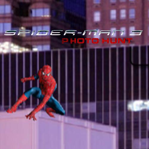 Spiderman Photohunt 3
