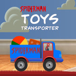 Spiderman Toys Transporter