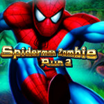 Spiderman Zombie Run 2