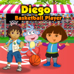 Diego Basketball Player