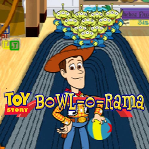 Toy Story Bowl-O-Rama