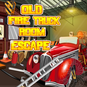 Old Fire Truck Room Escape
