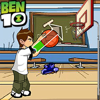 Ben 10 Basketball Star