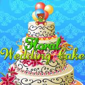 Floral: Wedding Cake
