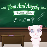 Tom And Angela: School Quiz