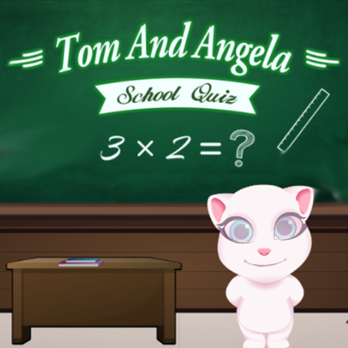 Tom And Angela: School Quiz