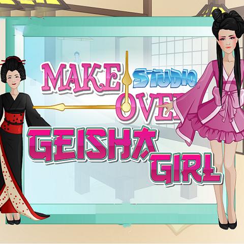 Makeover Studio: Geisha Girl