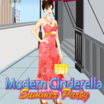 Modern Cinderella: Summer Party