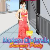 Modern Cinderella: Summer Party
