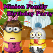 Minion: Family Birthday Party