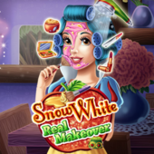 Snow White: Real Makeover