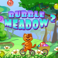 Juegos gratis en linea, Bubble Meadow 2 is one of the Bubble Shooter Games that you can play on UGameZone.com for free. This kitty loves wildflowers. Help him put together a beautiful bouquet in this fun puzzle adventure. This puzzle game will definitely bring you a lot of fun. Enjoy and have fun!