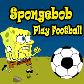 Spongebob: Play Football