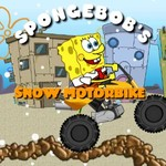 Spongebob: Snow Motorbike