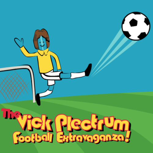 The Vick Plectrum: Football Extravaganza
