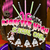 Monster High: Special Cake