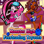 Monster High: Feerleading Tryouts