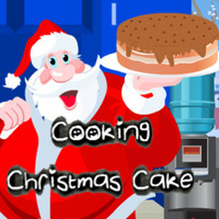 Cooking Christmas Cake