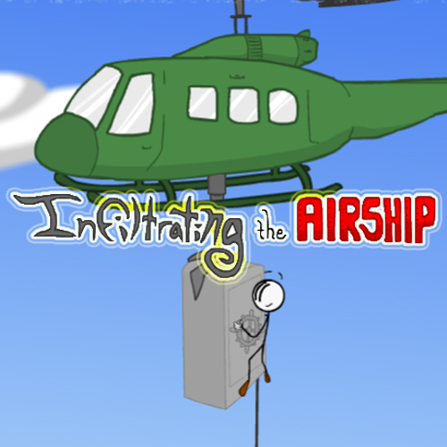 Infiltrating The Airship
