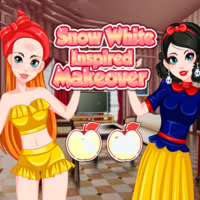 Snow White: Inspired Makeover