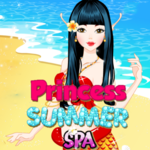 Princess: Summer Spa