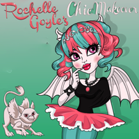 Rochelle Goyle's Chic Makeover