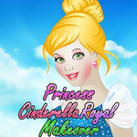Princess Cinderella: Royal Makeover