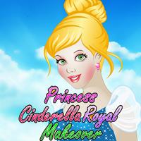 Princess Cinderella: Royal Makeover
