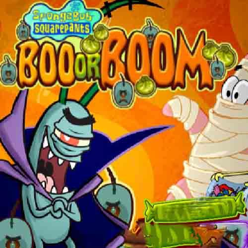 Spongebob Squarepants:Boo or Boom