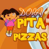 Dora: Pita Pizzas
