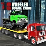 18 Wheeler: Double Cargo