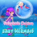 Fairytale Doctor: Baby Mermaid