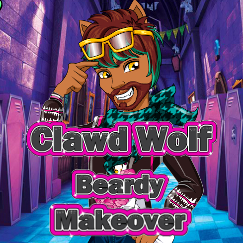 Clawd Wolf: Beardy Makeover