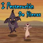I Persecución De Hienas