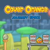 Cover Orange: Journey. Space
