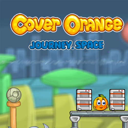 Cover Orange: Journey. Space