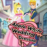 Apple White: Wedding Dressup
