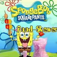 Spongebob Squarepants: Food Skewer