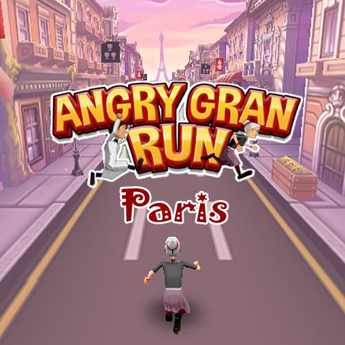 Angry Gran Run: Paris